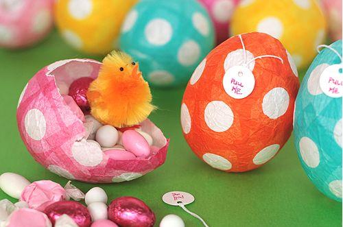 10 Easter crafts