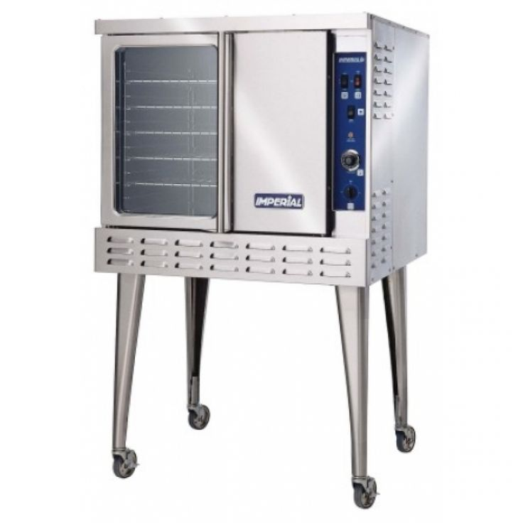 ITM# ICV-1 CONVECTION OVEN, GAS, Imperial,