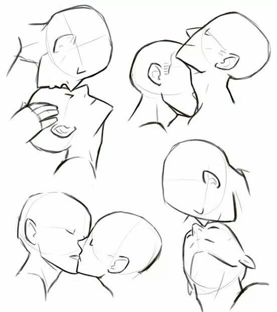 Kiss on We Heart It