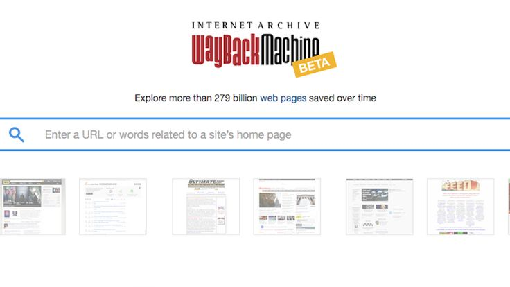 Internet Archive's Wayback Machine Adds Keyword Search #internet #archive #wayback #machine #keyword #search