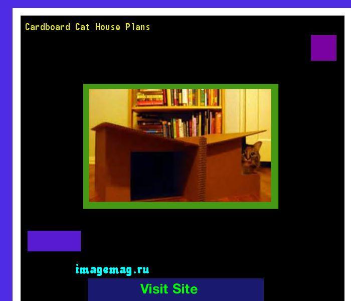 Best Cardboard Cat House Plans Ideas - 3D house designs - veerle.us