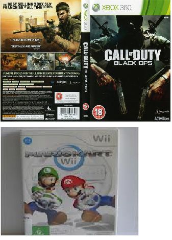 Nintendo Wii Console  Accessories (2 wii motion plus + nun chuck)  Games: AFL  Cricket  Call of duty black ops No mor...