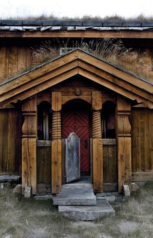 Norwegian door  -  Anette Nordstrom