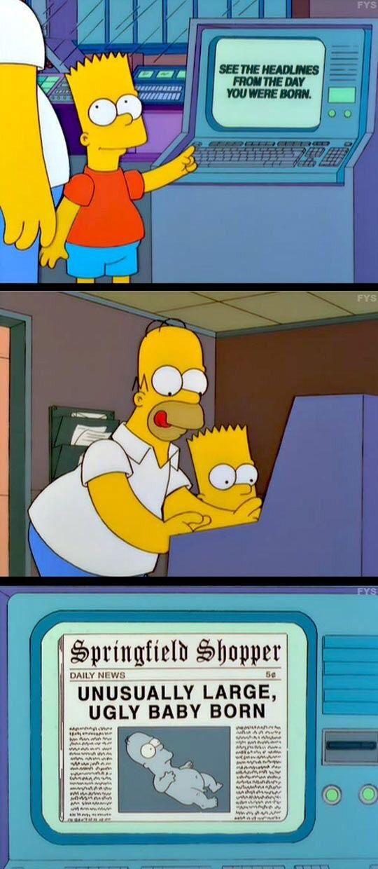 Homer Simpson http://ift.tt/2DBFPkk