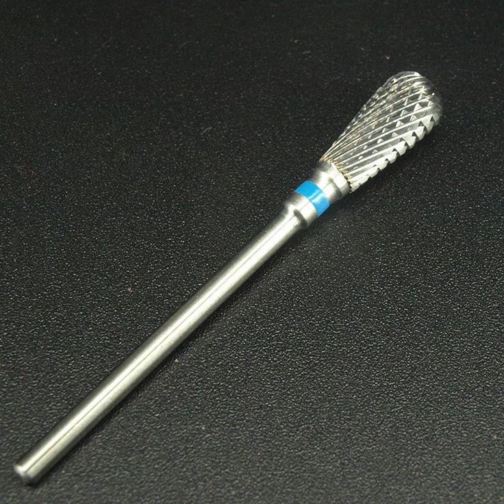1 pcs Big Head Pretty carbide nail drill bit (Medium)electric nail file drill bit for nail art coarse carbide Nail file