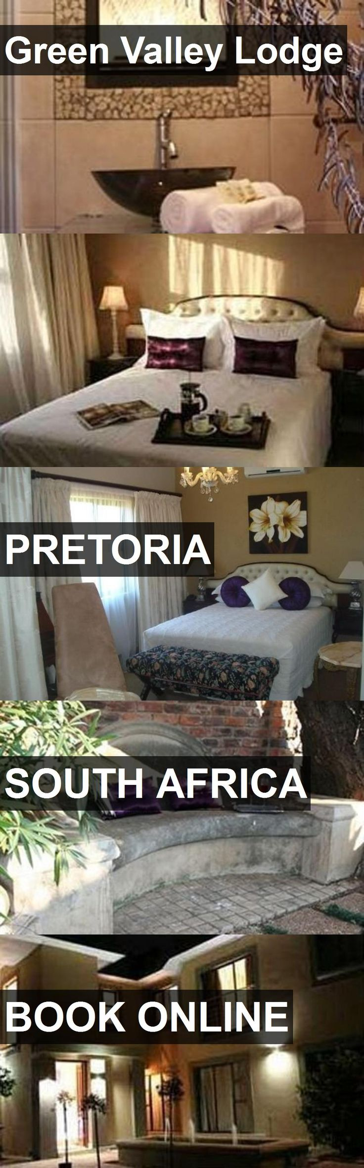 Hotel Green Valley Lodge in Pretoria, South Africa. For more information, photos, reviews and best prices please follow the link. #SouthAfrica #Pretoria #GreenValleyLodge #hotel #travel #vacation
