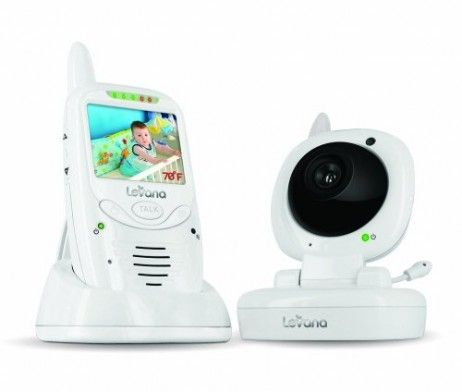 levana jena baby monitor manual