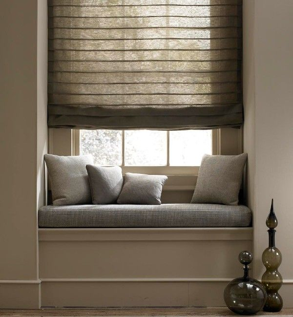 17 best images about roman shades on pinterest window treatments window seats and drapery designs. Black Bedroom Furniture Sets. Home Design Ideas