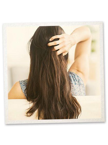how to grow hair half an inch overnight