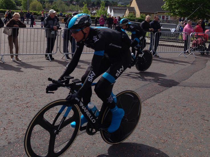 Giro Belfast 2014