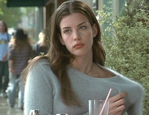 Liv Tyler in Empire Records -- just love her. <3