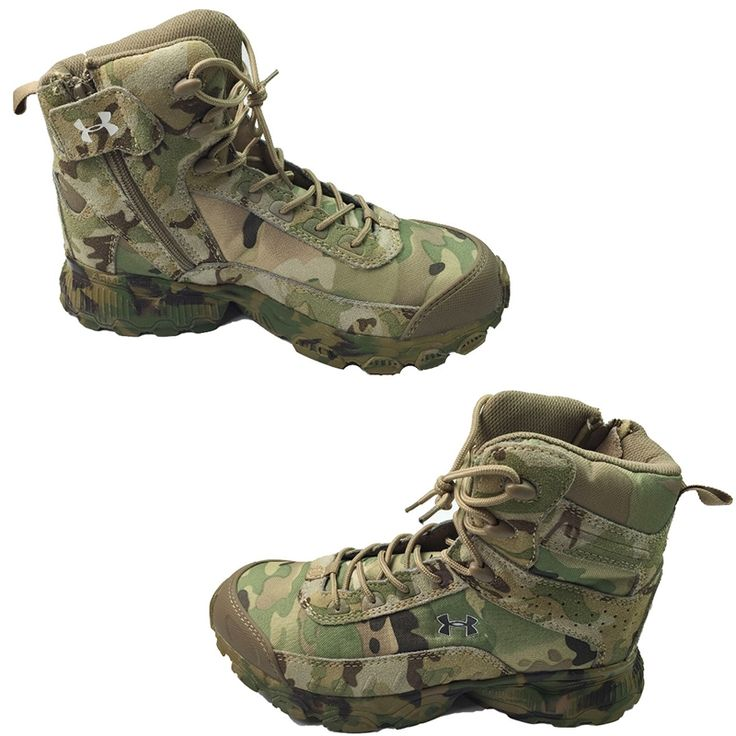 57.16$  Watch now - http://alimjo.worldwells.pw/go.php?t=32757802989 - Tactical Breathable Army Combat Boots With Zipper Men's Military Camo Hunting Outfit Masculinos Militar Ankle Camouflage Botas 57.16$