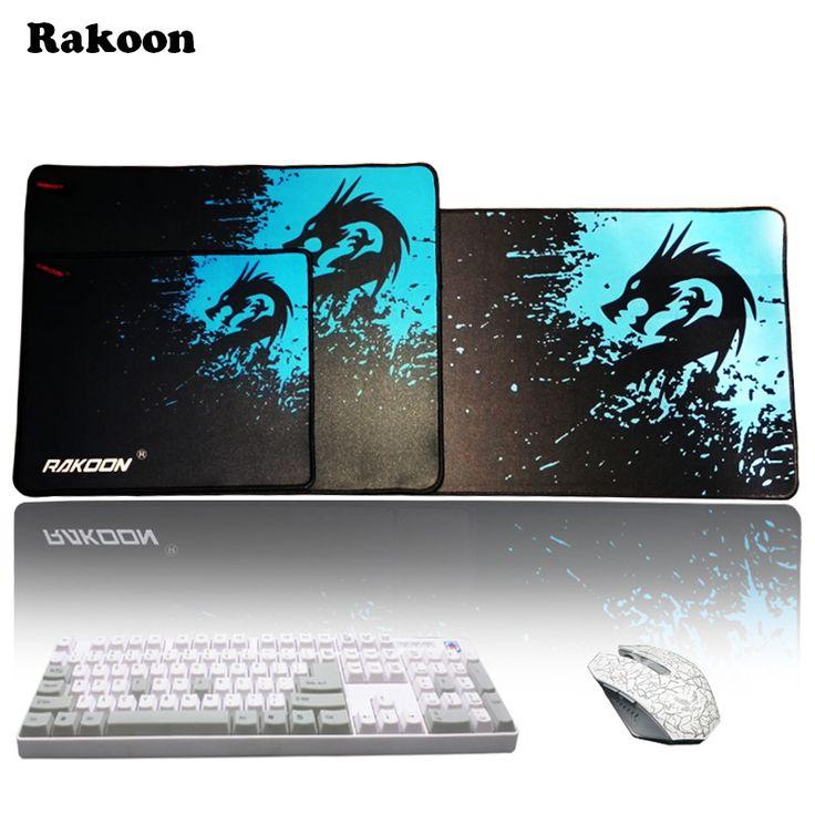 Rakoon Geschwindigkeit/Steuer Version Große Gaming-mauspad Gamer Rastkante Mauspad Tastaturen Matte Grande Mousepad für CSGO Dota 2 LOL