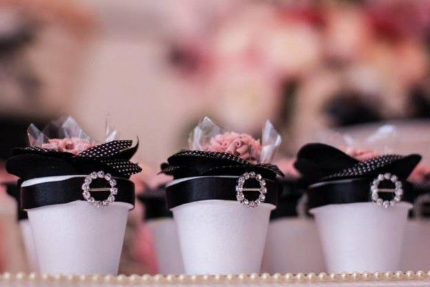 Pink Paris Birthday Party Full of Cute Ideas via Kara's Party Ideas | Kara'sPartyIdeas.com #Paris #Chanel #Party #Ideas #Supplies (19)