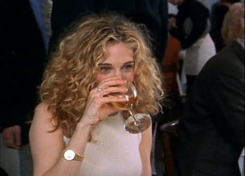 Facts and Tidbits about Sex and The City:  1. ThetutuCarrie wears during the opening sequence came from a bargain bin. It cost $5.  2. While filming, Sarah Jessica Parker would spend up to18 hoursa day wearing heels as Carrie.  3. Until Season 4, Episode 12, Parker'snameand the show's name were shown in front of the World Trade Center towers in the credits. After the 9/11 attacks and the towers' collapse, both appeared with the Empire State Building in the background instead.  4. Carrie…