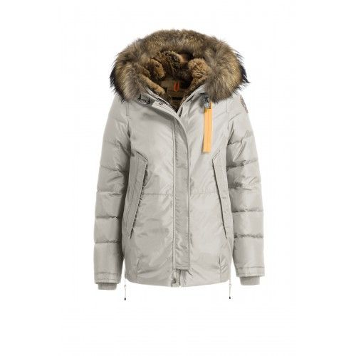 Parajumpers Forbes Jacket Womens Dark Sand IE