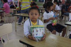 El Tecnológico de Motul en coordinación con el Instituto de Becas del Estado de Yucatán (IBECEY) realizaron la celebración del Día del Niño en el Centro de Atención Múltiple (CAM) de Motul mediante actividades de esparcimiento y diversión mediante visita el pasado 30 de abril de 2015. El objetivo fue ofrecer un rato de diversión y esparcimiento a los pequeños en su día.