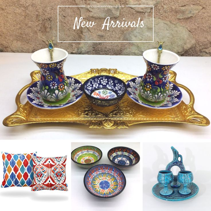 Turkish Handcrafts by grandbazaarshopping.com