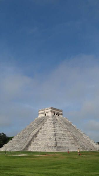 Chichen Itza is a popular archaeological site to visit in Mexico, but there are far better ones nearby that are worth your time!