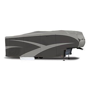Adco 52255 Designer Series SFS Aqua Shed 5th Wheel RV Cover - gray