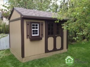 Shed Solutions Is Calgary And Edmontonu0027s Leading Provider Of Installed Garden  Sheds, Wood Sheds U0026 Shed Kits. Also Offering Wall Storage Solutions U0026  Storage ...