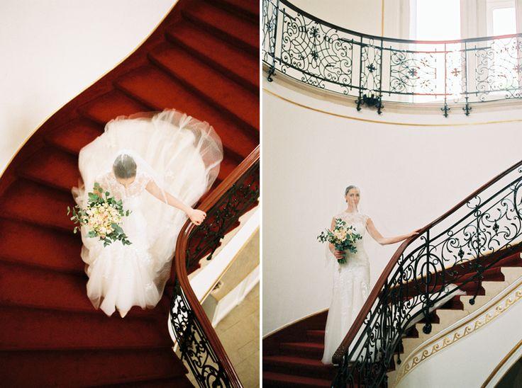 Beautiful palace wedding