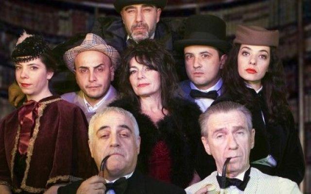 Uno Sherlock Holmes all'insegna della risata #sherlockholmes #teatro #commedia