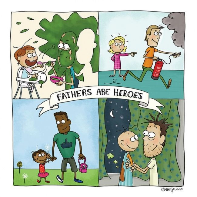 Tátové jsou hrdinové