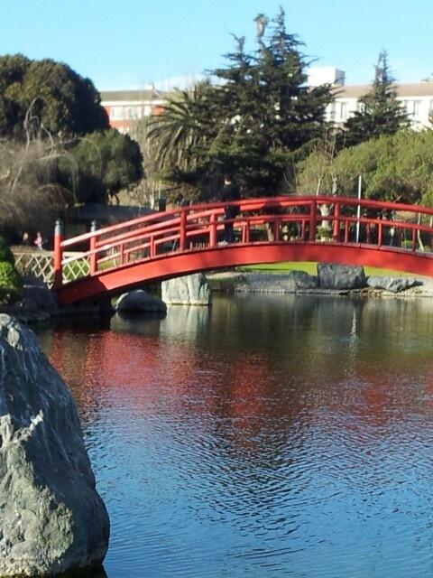 Parque japones, La Serena, Chile
