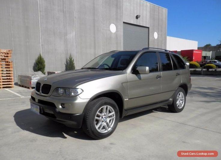 2004 BMW X5 3.0i UPDATE 4x4 AUTO SUV ALLOYS CRUISE NO RESERVE AUDI VW MERCEDES #bmw #x5 #forsale #australia