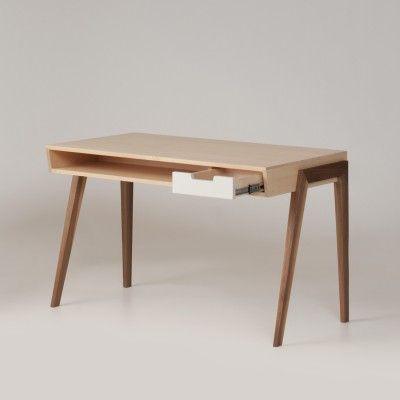 Wood Writing Desk on Pinterest | Writing Desk, Corner Writing Desk ...