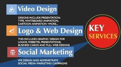 Website, Logo and Graphic Design - Design Gallery