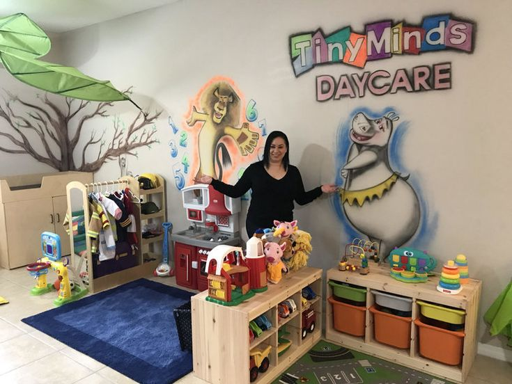 Daycare Spaces: Tinymind Daycare shares thier beautiful daycare room lay-out.