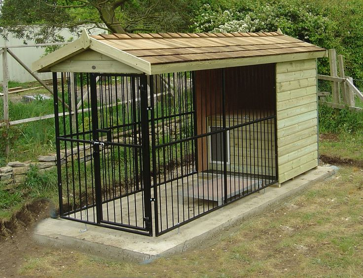 25 best ideas about outdoor dog runs on pinterest dog for Dog run outdoor kennel house