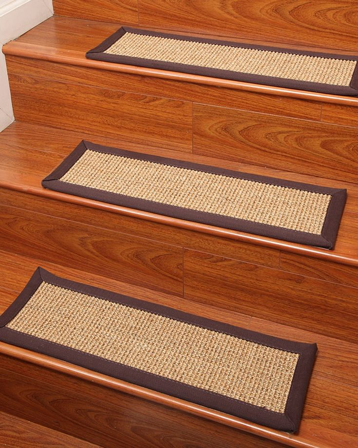 carpet treads for hardwood stairs