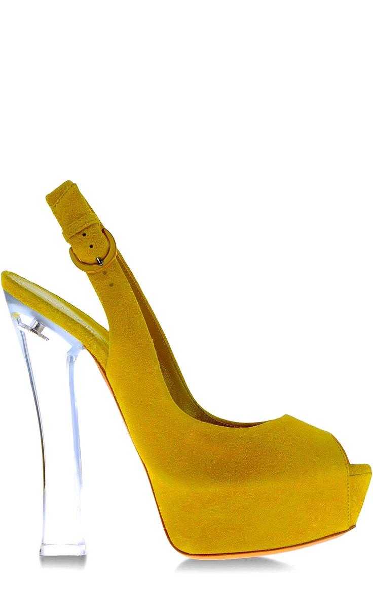 Lucite Heels Shoe Me Gorgeous