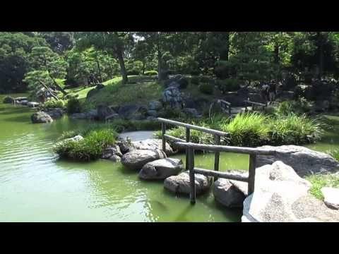 Kiyosumi Garden (清澄公園) - YouTube