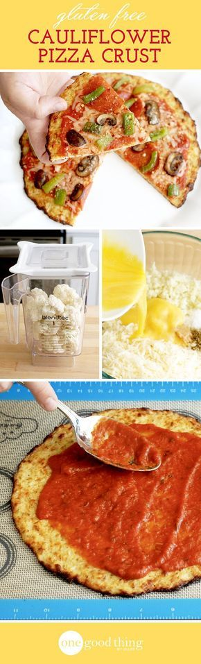 Cauliflower pizza crust? It may sound crazy, but it's a delicious and easy way to create the gluten-free or low-carb pizza of your dreams.