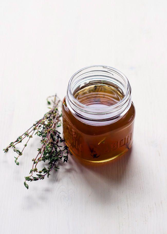 tymianovy materidouskovy sirup proti kasli recept postup navod priprava suroviny ingredience
