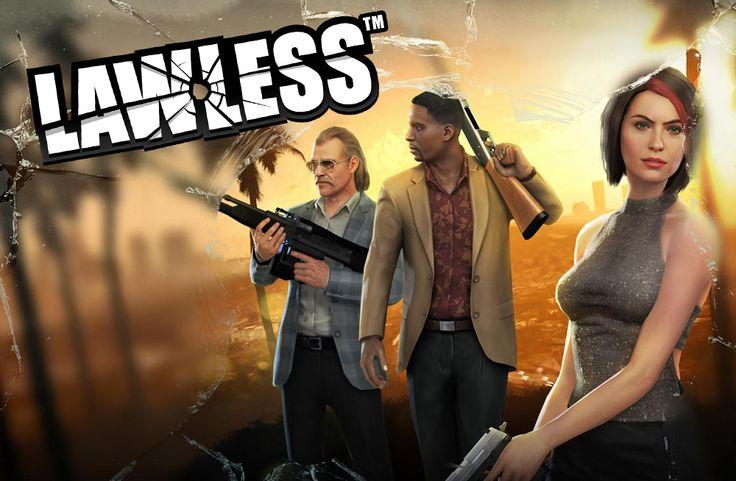 ANDROID - LAWLESS - un gangster (amante del tiro al piattello) contro tutto e tutti!