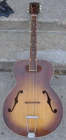 1000+ images about Vintage Silvertone acoustic guitars on ...