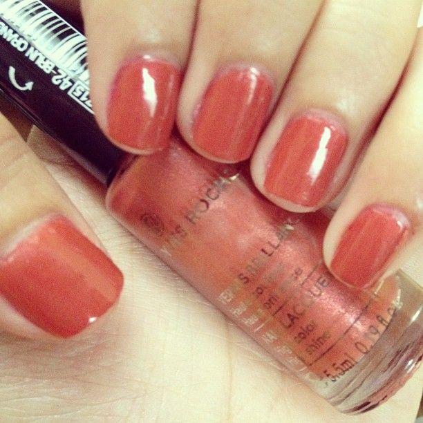"""Yves Rocher """"Burne Orange"""""""
