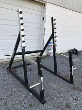 Paramount Squat Rack Commercial Gym Equipment