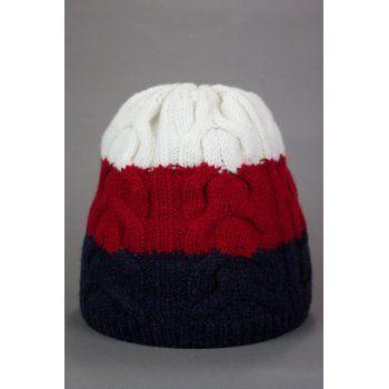 Steffner Tre Womens Ski Hat In Red