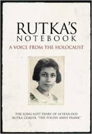 Rantings of a Bibliophile: Rutka's Notebook: A Voice from the Holocaust - Rut...