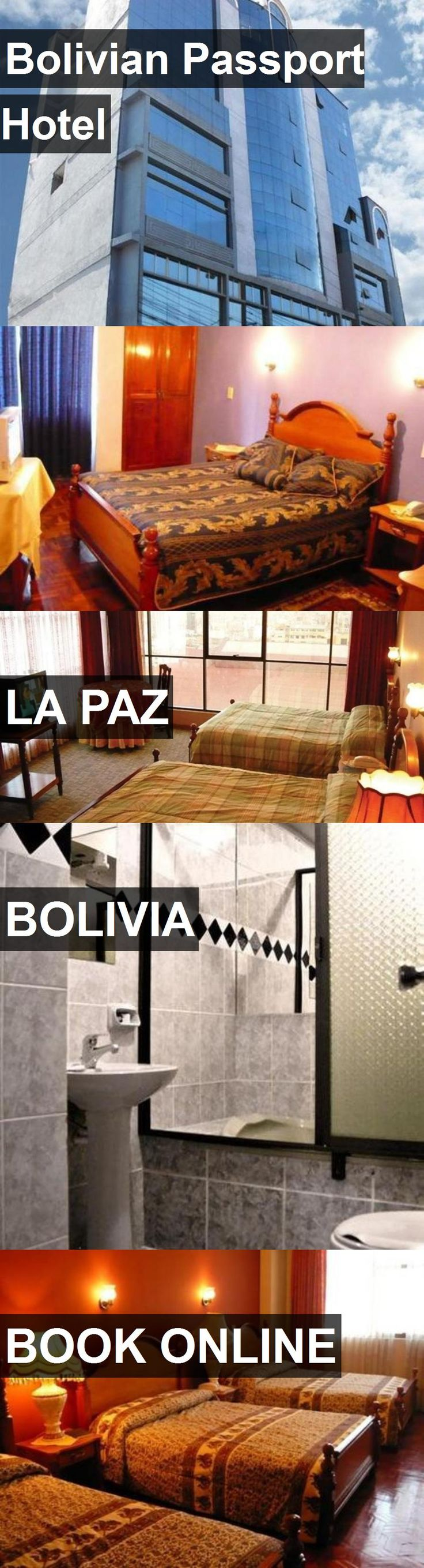 Bolivian Passport Hotel in La Paz, Bolivia. For more information, photos, reviews and best prices please follow the link. #Bolivia #LaPaz #travel #vacation #hotel