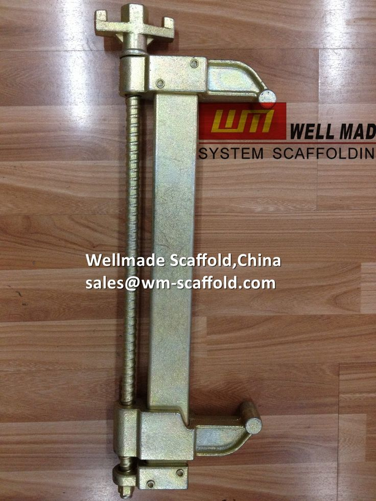 Formwork Scaffolding Materials: Formwork Multi-function Clamps for Rigid High Tens...