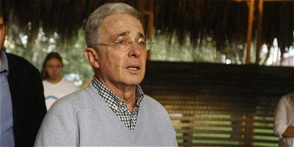 Palabras de Alvaro Uribe en plebiscito - ElTiempo.com