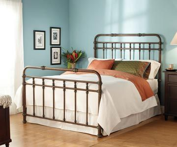 12 best images about Wrought Iron Beds on Pinterest