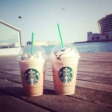 Starbucks Beach Drinks Tumblr
